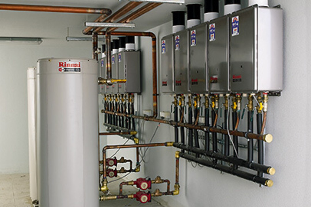 Hot Water Systems Brisbane Northside