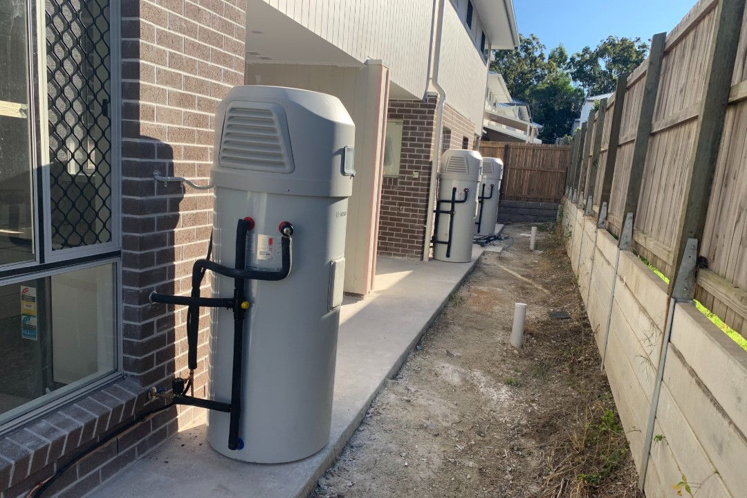 Hot Water System Replacement Brisbane North